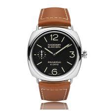 mens officine panerai watches the watch gallery officine panerai radiomir stainless steel 45mm mens watch pam00609