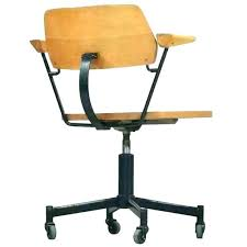 office chair wheels on wooden chairs without arms wood cushion casters thick carpet for caster