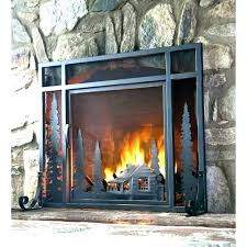 fireplace ash dump door installation home depot pit cleanout chimney box cover