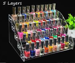 Mac Lipstick Display Stand Extraordinary 32 32 Layers Hot Sale Promotion Makeup Cosmetic Display Stand Clear