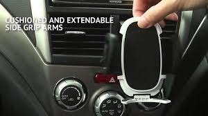 car ac vent. ahha car mount - airvent clip a/c vent mobile holder ac