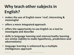 clil food for thought steve darn ankara ppt video  why teach other subjects in english