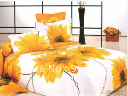 bed sheets pattern. Brand New 100% Cotton Bed Sheets Yellow Sun Flower Floral Pattern Queen Size Bedding Sets