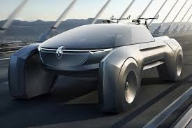 This Renault concept is the pickup truck of the future. - Maxim