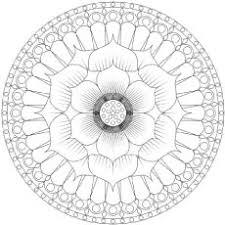 pretty coloring sheets.  Sheets Free Printable Beautiful Lotus Petal Design Abstract Coloring Sheet For Pretty Sheets R