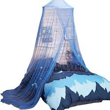 Canopy for Bed, Kids Boys Girls Beach Bed Canopy Mosquito Net ...