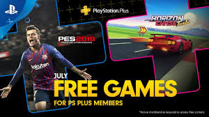 PS4 Games for Free in July 2019