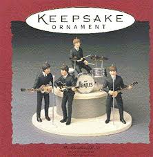 hallmark keepsake ornament the beatles gift set handcrafted dated 1994 set