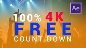 countdown templates raj kiran k blogs after effects countdown template free download
