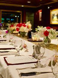 Abe & Louie's - The Board Room is the perfect combination of intimacy and  class. We would love to host your next private event! Call our Sales  Manager, Kasey Andersen, at 6174255206. | Facebook