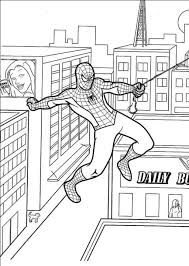 72 spiderman pictures to print and color. Free Printable Spiderman Coloring Pages For Kids