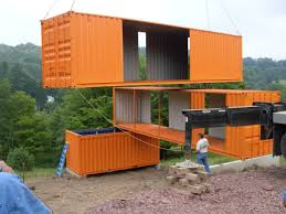 Houses Made Of Shipping Containers In House Made From Shipping Container  Container Office On Pinterest