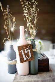 Decorating Wine Bottles For Weddings