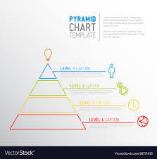 Diagram Of A Pyramid Pyramid Chart Diagram Template