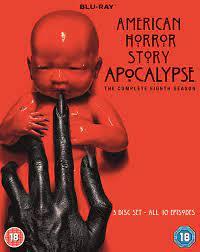 American Horror Story [Blu-Ray] [Region B] (IMPORT) (Keine deutsche  Version): Amazon.de: Ryan Murphy, Brad Falchuk: DVD & Blu-ray