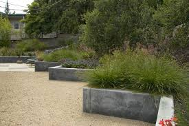 san luis obispo retaining wall ideas landscape midcentury with bocce modern landscaping stones and pavers contemporary
