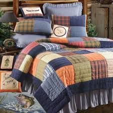 Northern Plaid Patchwork Quilts Bedding - Best Sales and Prices ... & Northern Plaid Patchwork Quilts Bedding - Best Sales and Prices Online!  Home Decorating Company has Northern Plaid Patchwork Quilts Bedding | Home  ... Adamdwight.com