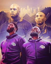 Iphone wallpaper hd lebron james la lakers. Lebron And Ad Lakers Wallpaper By Skythlee On Deviantart