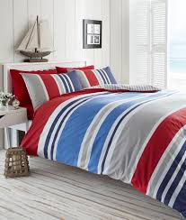 red stripe single duvet cover sweetgalas