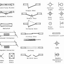 Kitchen Floor Plan Symbols Awesome Architect Home Floor Plan Symbol