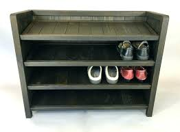 Bench for shoes Coat Rack Storage Bench For Shoes Bench Shoe Rack For Entryway Storage Bench Narrow Cabinet With Shallow Home Design Ideas Storage Bench For Shoes Bench Shoe Rack For Entryway Storage Bench