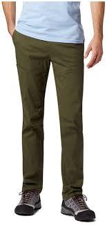 Mountain Hardwear Mens Hardwear Ap Pants Dark Army 42 30