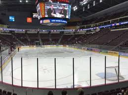 Hershey Bears Giant Center Seating Chart Giant Center Section 125 Row J Seat 4 Home Of Hershey Bears