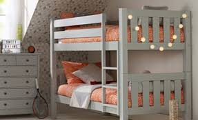 boys bunk beds. Unique Bunk Jubilee Wooden Bunk Bed In Soft Grey In Boys Beds E