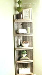 making corner shelves love this corner shelf could be out of old pickets making shelves for making corner shelves