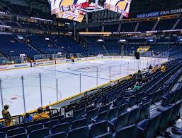 Bridgestone Arena Section 103 Seat Views Seatgeek