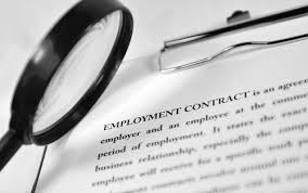 Employment Agreement Contract Beauteous Protect Your Future Employment SWL Attorneys Fargo ND