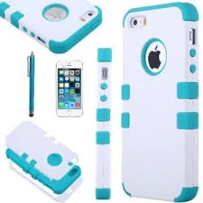 Iphone 5s Case Blue : Iphone s case ulak shock from