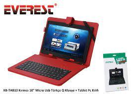 Everest KB-TAB10 10
