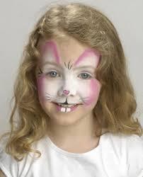 face painting ideas 4 bunny