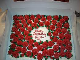happy birthday sister beautiful cake