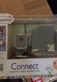 Summer baby monitor simple 1 2 3 setup internet baby camera set for ...