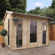 home office cabin. Adley 3.5m X 3m Dorset Log Cabin Home Office M