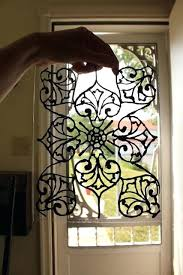 faux stained glass faux stained glass tutorial using liquid leading glass paint you can apply this faux stained glass