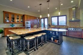 l shaped kitchen island designs with seating. l shaped kitchen island designs with seating and mini pendant lamps