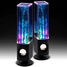 Led Water Lights Led Light Dancing Water Music Fountain Light Hi Fi Speakers