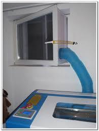 Klimaanlage Abluftschlauch Fenster Hause Gestaltung Ideen
