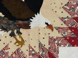 American Eagle & Lone Star Quilt -- gorgeous made with care Amish ... & American Eagle & Lone Star Quilt -- gorgeous made with care Amish . Adamdwight.com