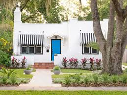 front door curb appealCurb Appeal Ideas from Homes in Orlando Florida  HGTV