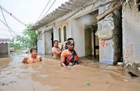 Image result for chandrababu house in krishna water