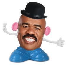real mr potato head. Contemporary Potato Steve Harvey Looks More Like Mr Potato Head Than The Real Head For Real Mr