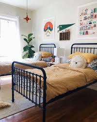And to be completely honest, i could really put griffin's room to great use as an office/craft room for me & my husband. The Coolest Shared Rooms For Boys Petit Small