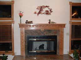 ... Appealing Ideas For Various Wrap Around Fireplace Mantel Design Ideas :  Stunning Picture Of Home Interior ...