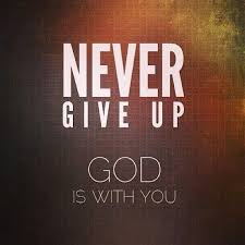 """Never Give Up Christian Quotes Best Of Core Values """"Never Give Up"""" I AM CCP It Girl Challenge"""