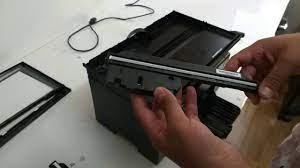 Hp Laserjet M1132 mfp Code E8 Scanner Error - YouTube