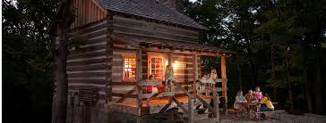 silver dollar city s wilderness home page cabins cing branson mo